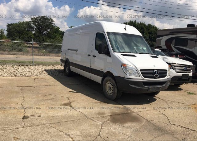 Inventory #207609722 2011 Mercedes-benz SPRINTER
