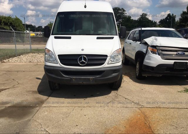 2011 Mercedes-benz SPRINTER - WD3PE8CB3B5585118