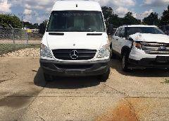2011 Mercedes-benz SPRINTER - WD3PE8CB3B5585118 detail view