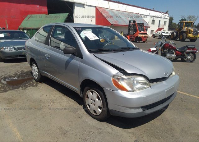 Inventory #192482718 2002 Toyota ECHO