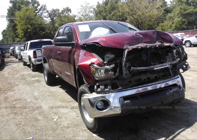 Inventory #714749305 2010 Toyota TUNDRA