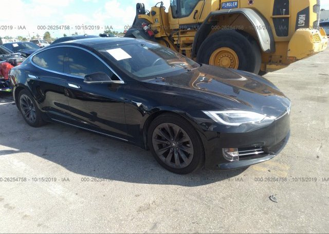 Inventory #605561555 2017 Tesla MODEL S