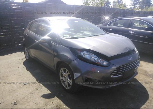 Inventory #406673328 2014 FORD FIESTA