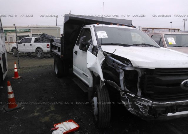 Inventory #598985636 2017 FORD F550