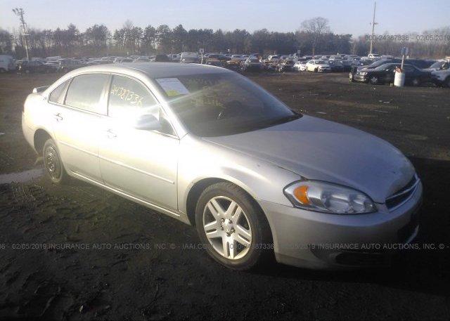 Inventory #277786280 2006 Chevrolet IMPALA