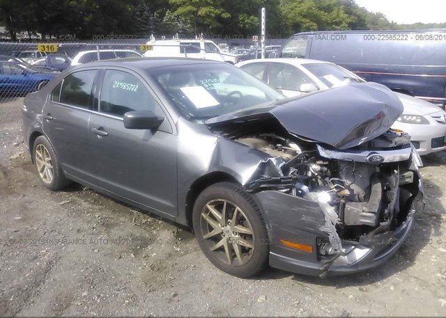 Inventory #667642178 2011 FORD FUSION