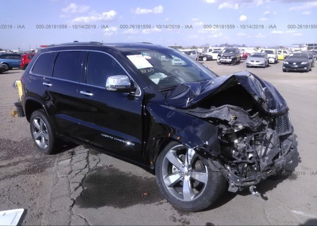 Inventory #811347843 2015 JEEP GRAND CHEROKEE