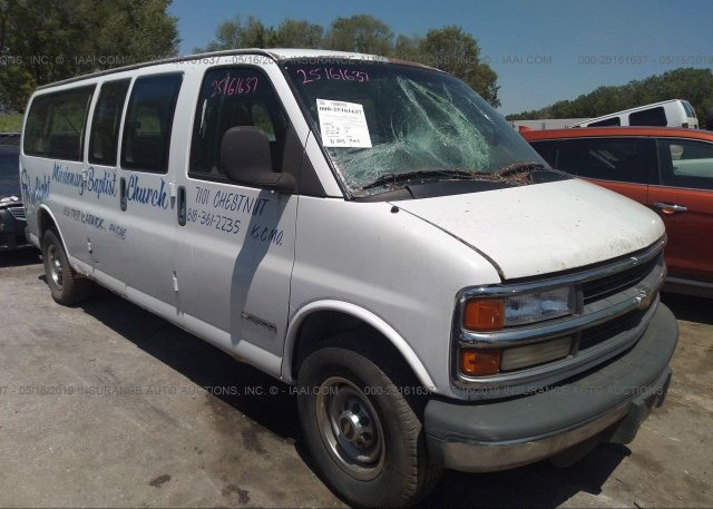 Inventory #121287152 2001 Chevrolet EXPRESS G3500
