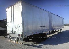 2000 GREAT DANE TRAILERS REEFER - 1GRAA0624YW077060 rear view