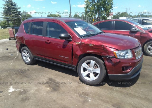 Inventory #947859444 2013 JEEP COMPASS