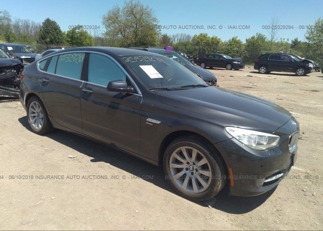 Inventory #943027727 2012 BMW 550