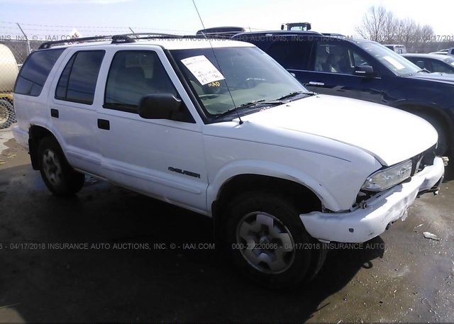 Inventory #367462087 2004 Chevrolet BLAZER