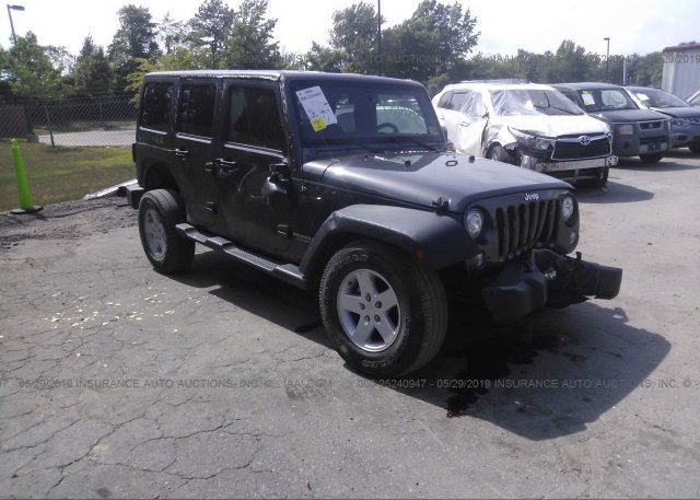 Inventory #790509963 2017 JEEP WRANGLER UNLIMITE