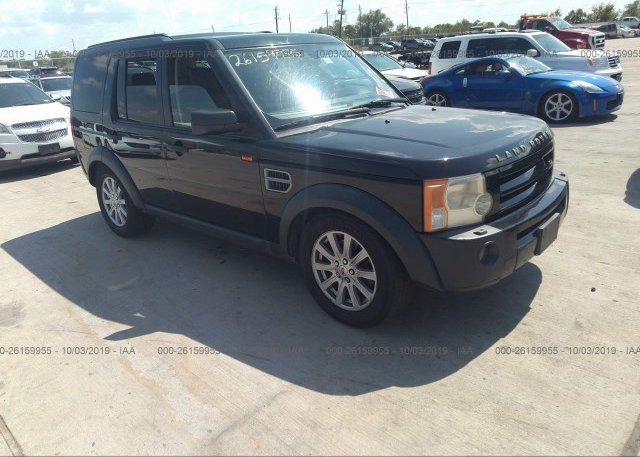 Inventory #680507084 2008 Land Rover LR3