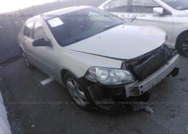 Inventory #108262291 2012 Chevrolet MALIBU