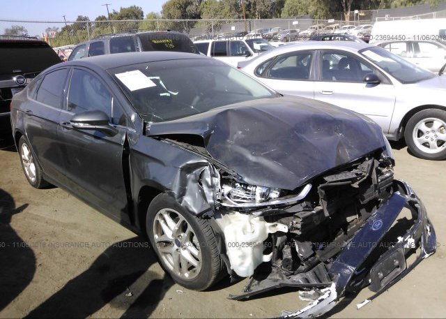 Inventory #795269947 2016 FORD FUSION