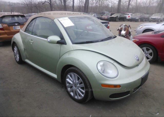 Inventory #592183664 2008 Volkswagen NEW BEETLE