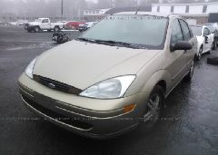 2001 FORD FOCUS - 1FAFP34P91W193073 Right View