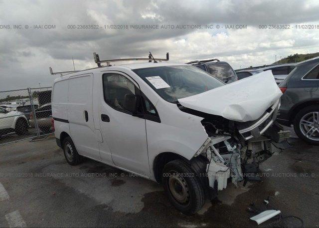 Inventory #224856464 2015 Nissan NV200
