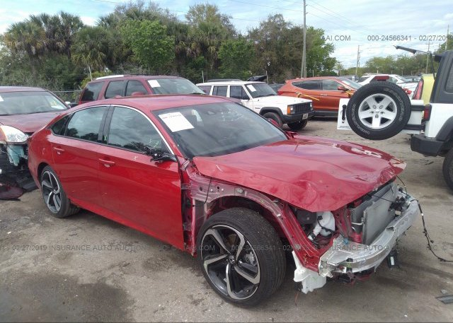 Inventory #920919208 2018 Honda ACCORD