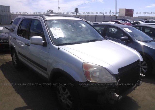 Inventory #549387398 2002 Honda CR-V