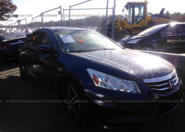 Inventory #408216743 2012 Honda ACCORD