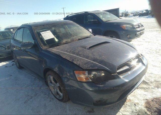 Inventory #616347200 2005 Subaru LEGACY