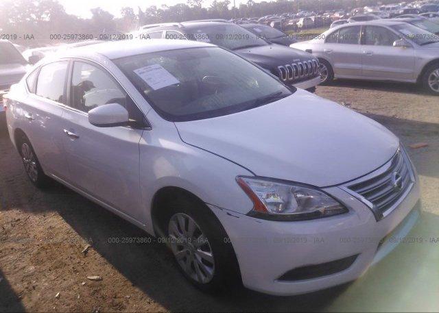 Inventory #397357167 2014 Nissan SENTRA