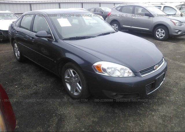 Inventory #313264802 2008 Chevrolet IMPALA