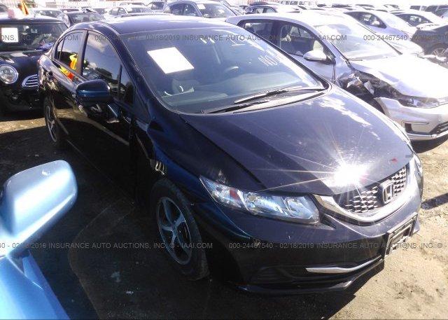 Inventory #868937275 2015 Honda CIVIC