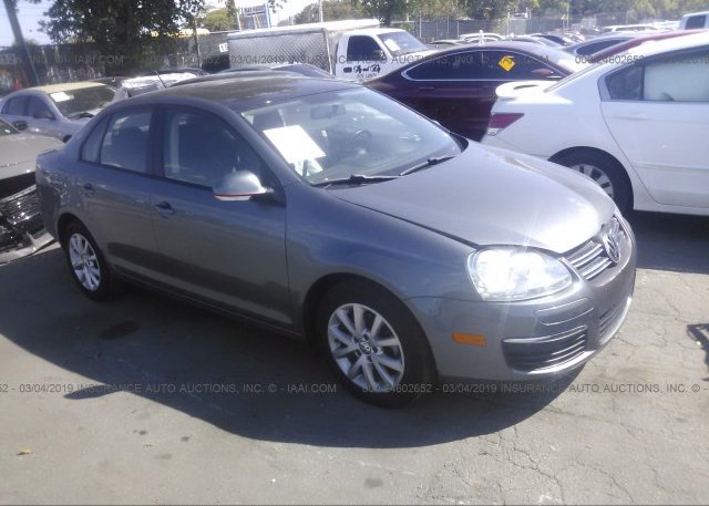 Inventory #974019536 2010 Volkswagen JETTA