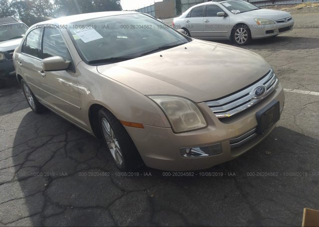 Inventory #326969298 2006 FORD FUSION