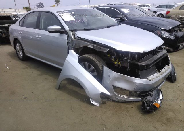 Inventory #617414303 2014 Volkswagen PASSAT
