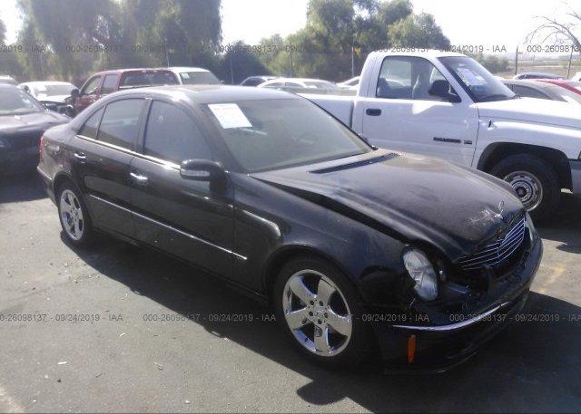 Inventory #434259025 2004 Mercedes-benz E