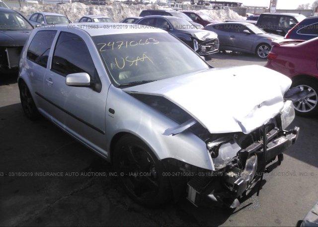 Inventory #584695149 2002 Volkswagen GTI