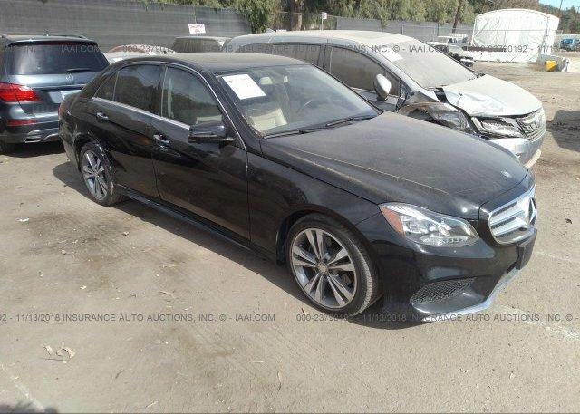 Inventory #610566895 2014 Mercedes-benz E