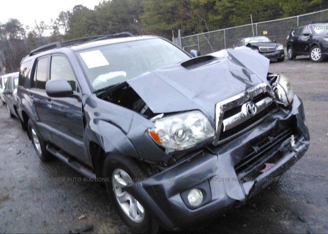 Inventory #336750221 2008 Toyota 4RUNNER