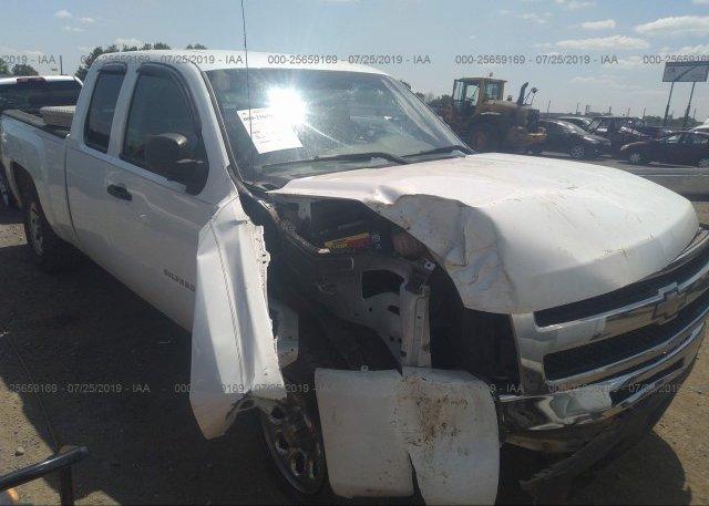 Inventory #882575411 2009 Chevrolet SILVERADO