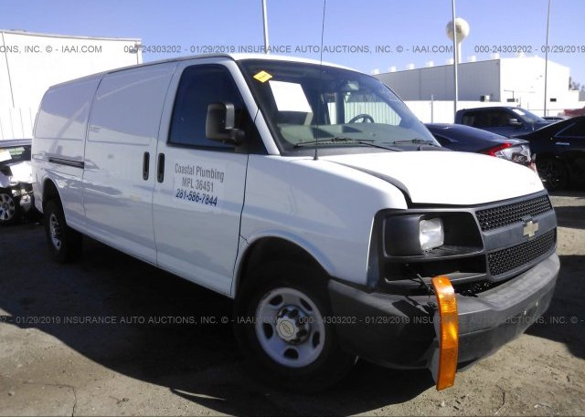 Inventory #417162719 2013 Chevrolet EXPRESS G2500