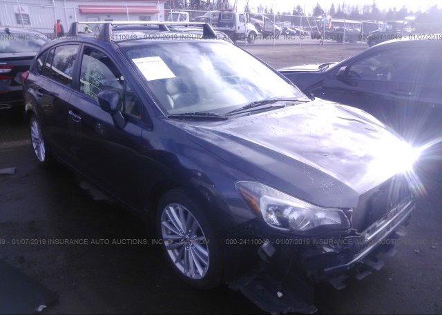 Inventory #384995036 2015 Subaru IMPREZA