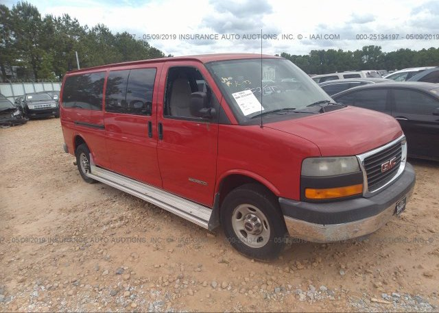 Inventory #389393043 2005 GMC SAVANA