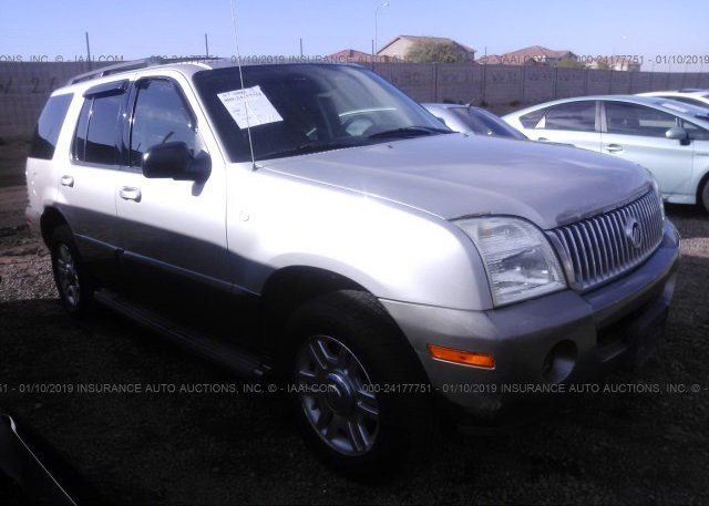 Inventory #103929033 2004 MERCURY MOUNTAINEER