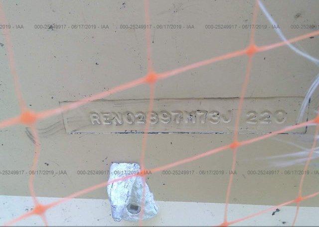1973 REINELL BOAT - REN02897M73J