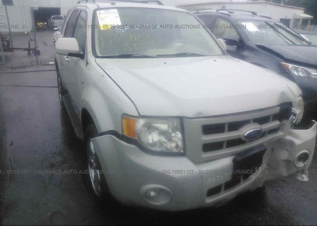 Inventory #375770506 2008 FORD ESCAPE