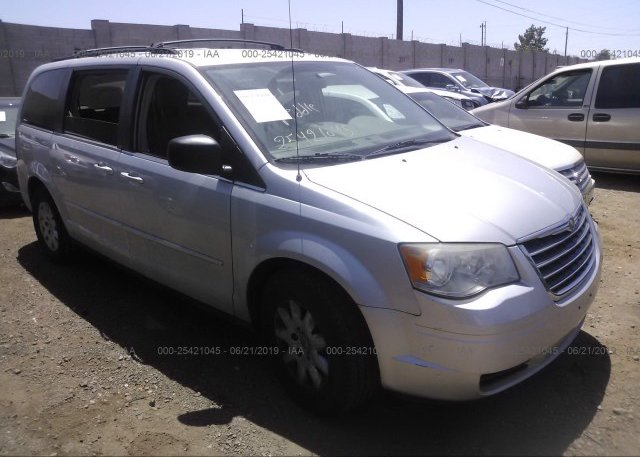Inventory #645685651 2010 Chrysler TOWN & COUNTRY