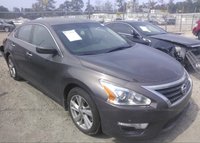 Inventory #593848700 2013 Nissan ALTIMA