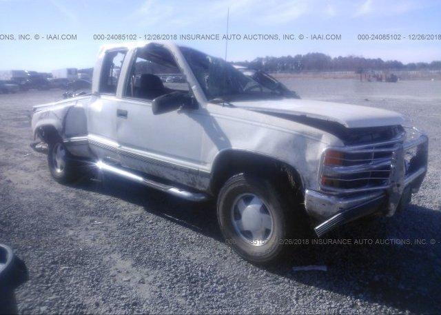 Inventory #213112817 1997 CHEVROLET GMT-400