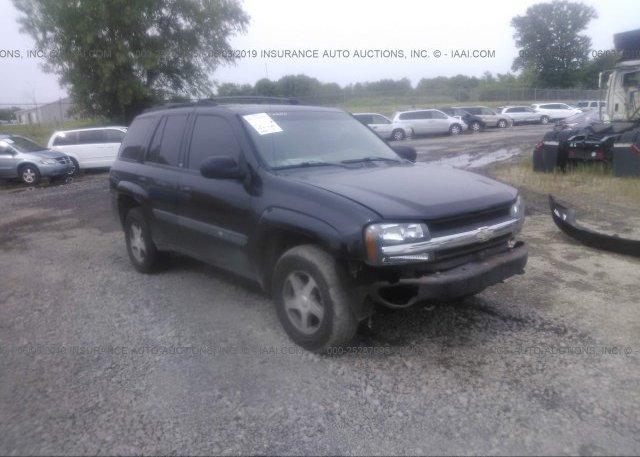 Inventory #495506812 2004 Chevrolet TRAILBLAZER