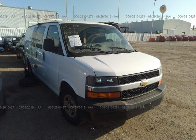 Inventory #639053398 2008 Chevrolet EXPRESS G1500