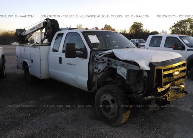 Inventory #414139761 2008 FORD F350